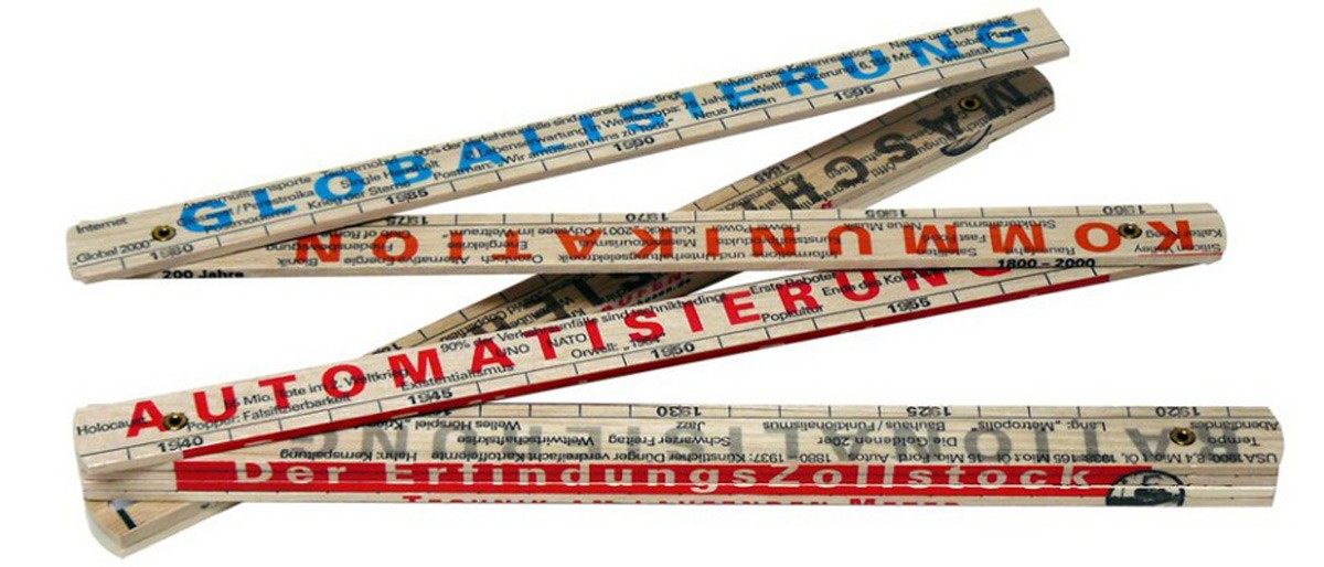The Folding Ruler of Inventions